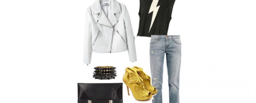 Look of the Day: Totalno cool