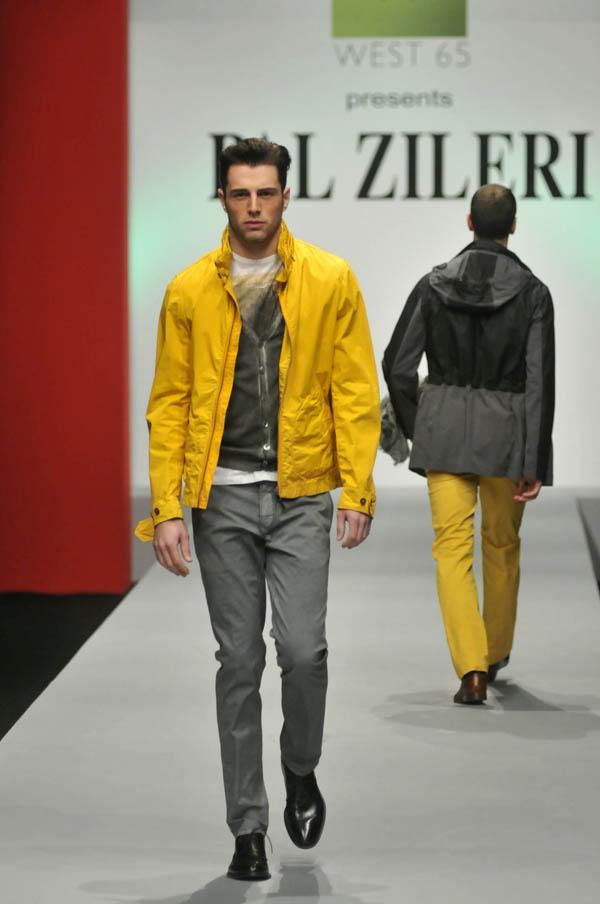 model 7 Pal Zileri: Kolekcija za proleće/leto 2013.