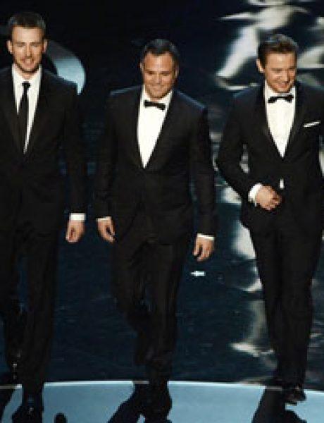 Oscar 2013: Najbolje obučeni muškarci