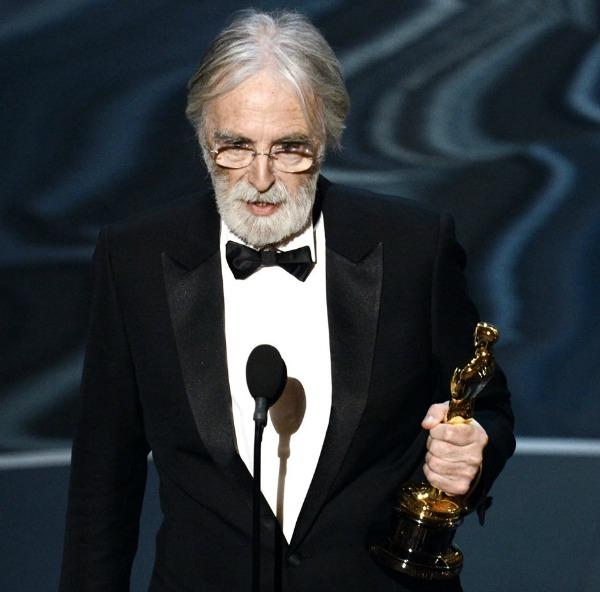ove godine osvojio je Oskara za najbolji film van engleskog govornog područja Srećan rođendan, Michael Haneke!