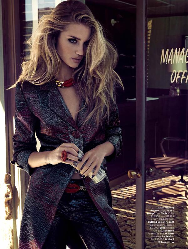 """rosie vogue 2 """"Vogue Brasil"""": Savršenstvo stajlinga"""