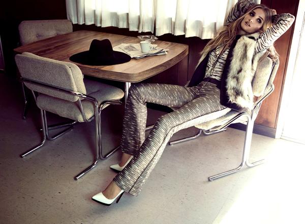 """rosie vogue 7 """"Vogue Brasil"""": Savršenstvo stajlinga"""
