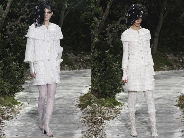 slika 13 Proleće i leto na modnim pistama: Chanel