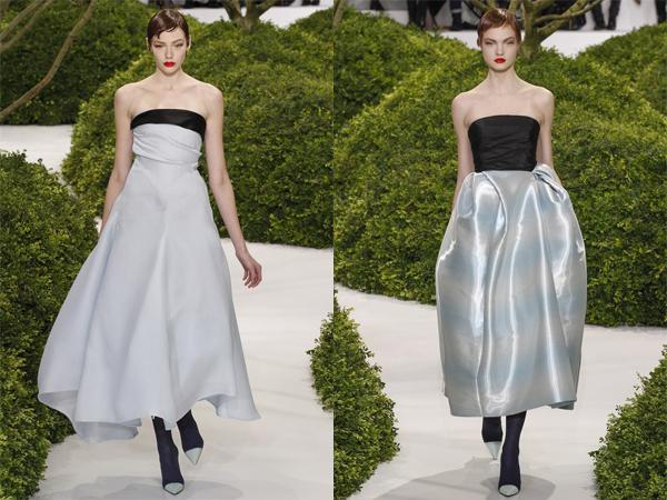 slika 14 Proleće i leto na modnim pistama: Dior