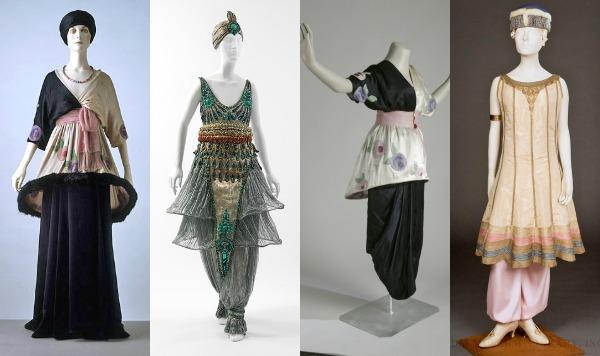 slika 215 Istorija mode: 1910 1920.