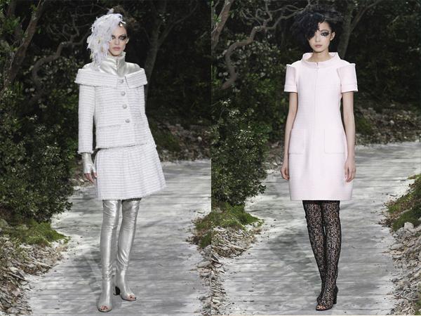 slika 24 Proleće i leto na modnim pistama: Chanel