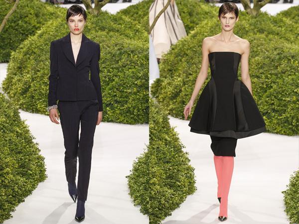 slika 25 Proleće i leto na modnim pistama: Dior