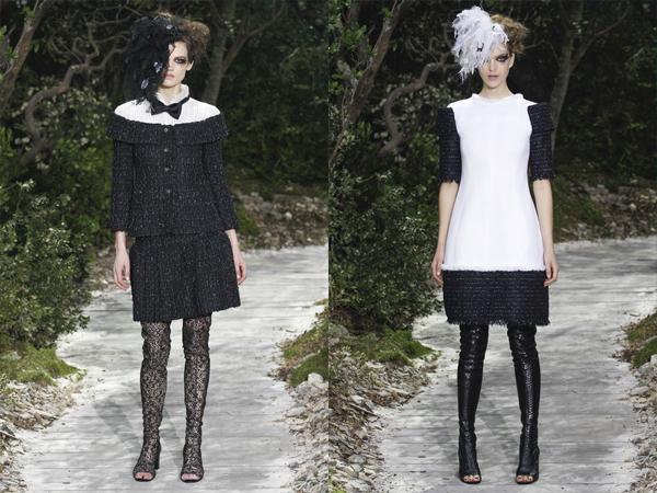 slika 33 Proleće i leto na modnim pistama: Chanel