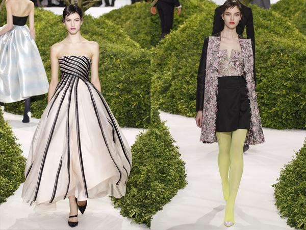 slika 34 Proleće i leto na modnim pistama: Dior