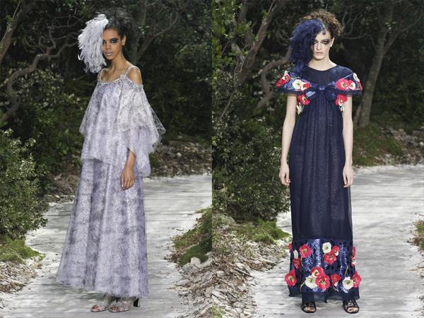 slika 42 Proleće i leto na modnim pistama: Chanel