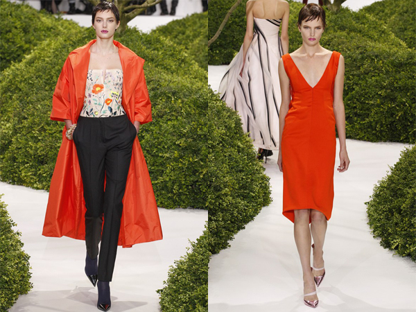slika 43 Proleće i leto na modnim pistama: Dior