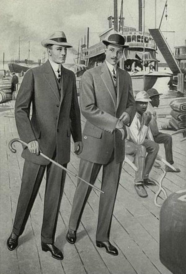 slika 58 Istorija mode: 1910 1920.