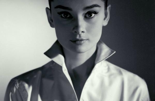 slika1 audrey WM Modni zalogaj: Audrey Hepburn ponovo snima!
