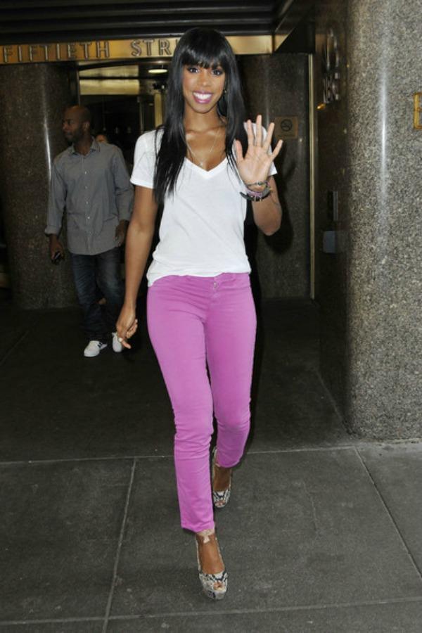 slika101 Street Style: Kelly Rowland