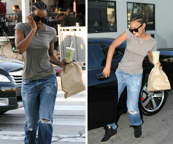 slika412 Street Style: Kelly Rowland