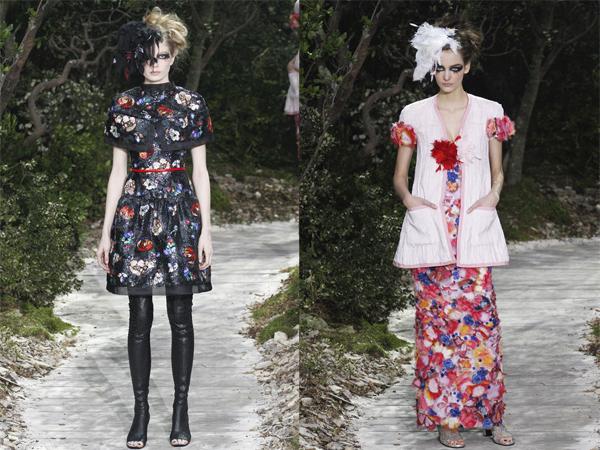 slika5 Proleće i leto na modnim pistama: Chanel