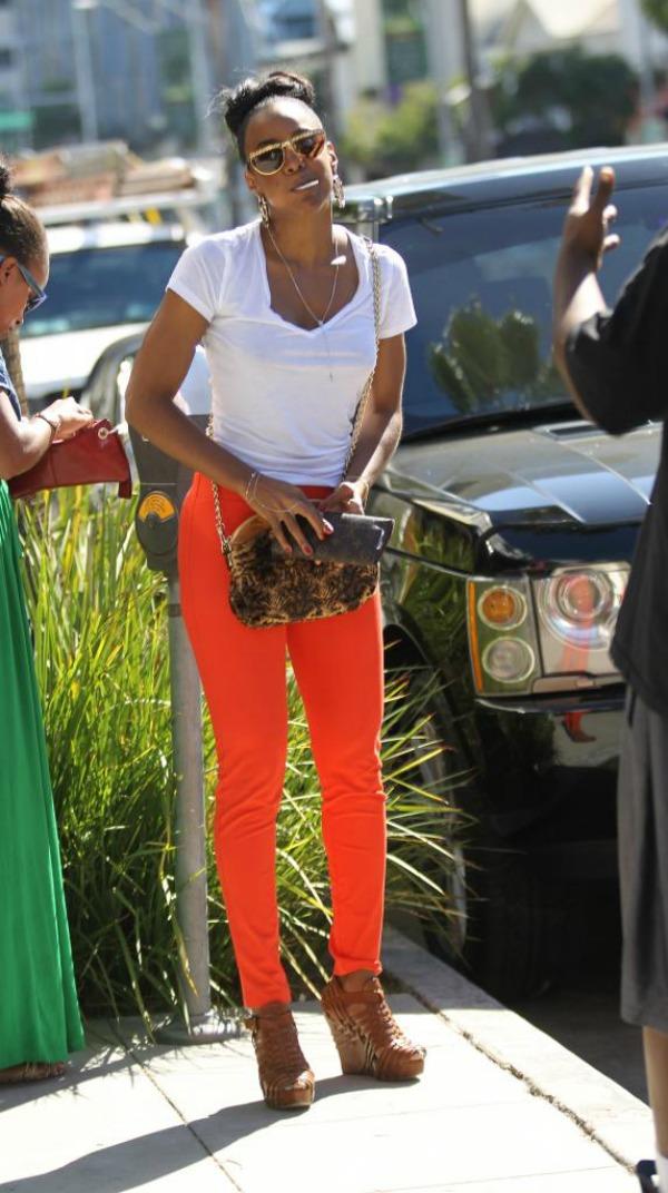 slika82 Street Style: Kelly Rowland