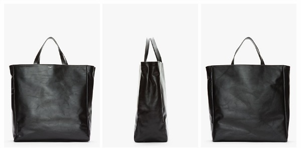 slika 1 Modni zalogaj: Nova torba Saint Laurent od kože i sa dva lica