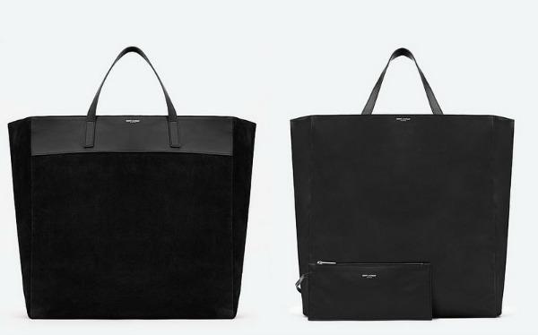 slika 3 Modni zalogaj: Nova torba Saint Laurent od kože i sa dva lica