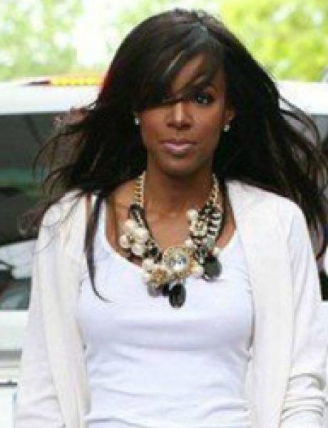Street Style: Kelly Rowland