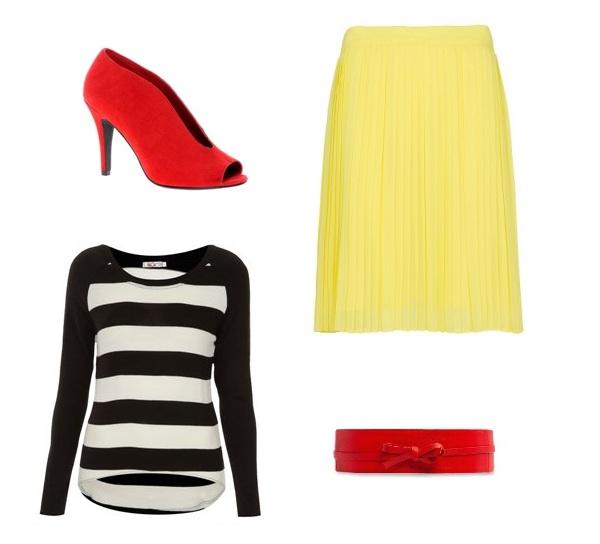 suknja mango Celebrity stil dana: Olivia Wilde
