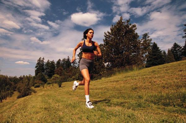 trčanje zateže telo 3 Deset razloga da počnete da trčite