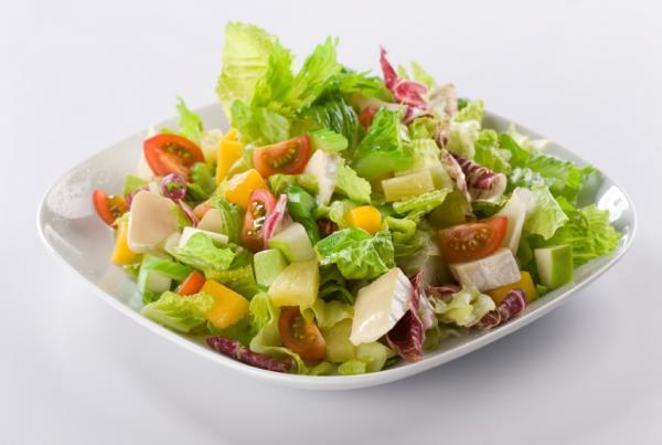 Činija sa salatom Wannabe Fit: Ideje za zdravu večeru