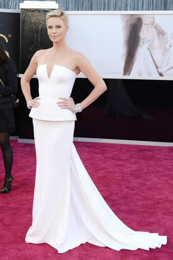 Šarliz Teron Trend sa crvenog tepiha: Haljine Christian Dior