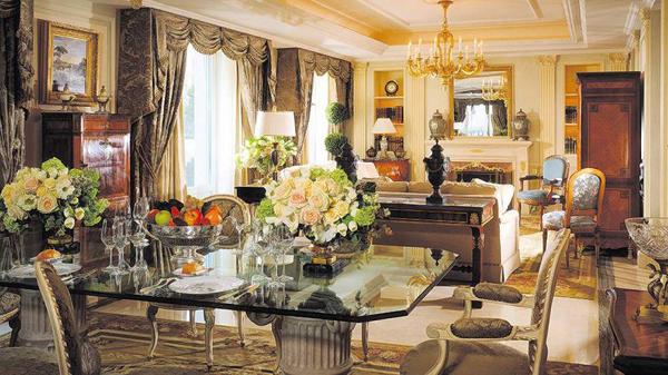+êetiri Sezone Pariz Osam najskupljih hotelskih apartmana na svetu