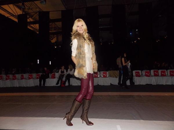 015 Šta domaće modne blogerke nose ovih dana: Koža i bež
