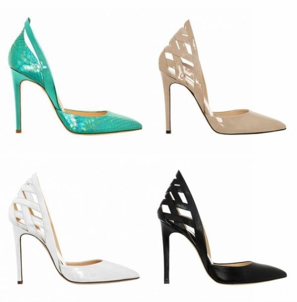 120 Alejandro Ingelmo: Cipele sa stilom