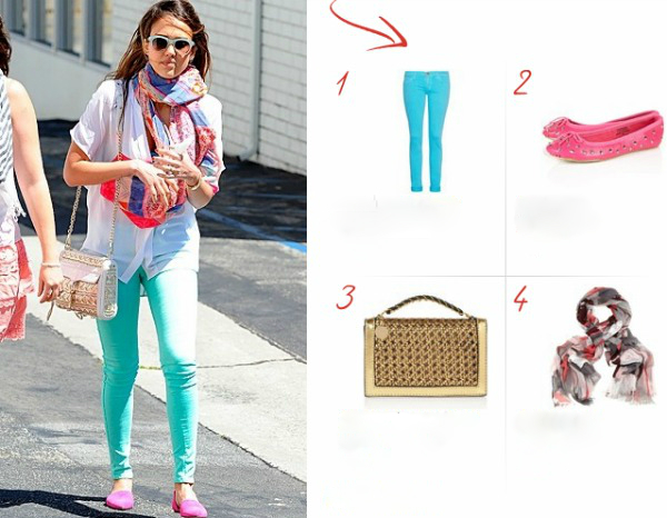 129 Get the Look: Jessica Alba