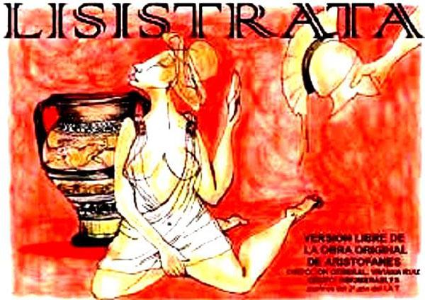 144 Dame literature: Lisistrata, žena buntovnica