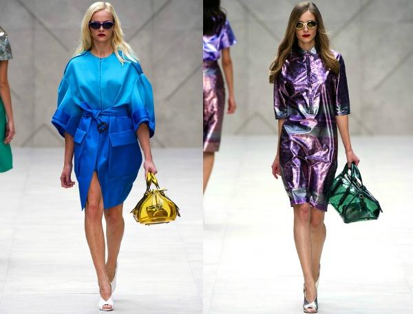 21 Proleće i leto na modnim pistama: Burberry Prorsum