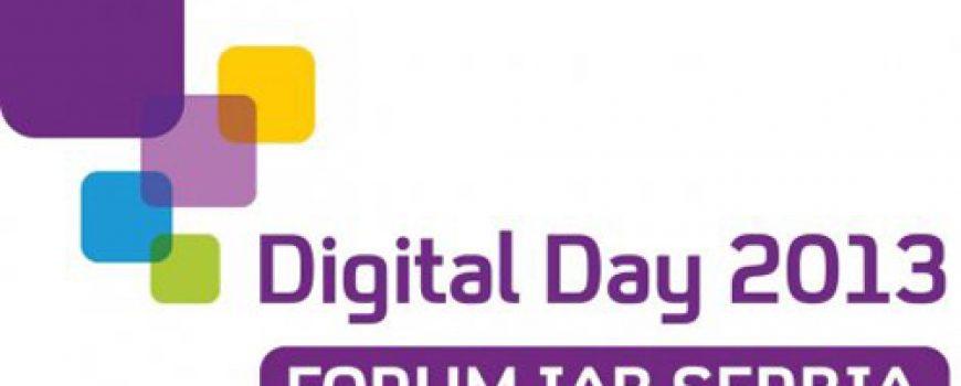 """""""Digital Day 2013"""": Ne propustite priliku da čujete svetske eksperte digitalnih komunikacija"""