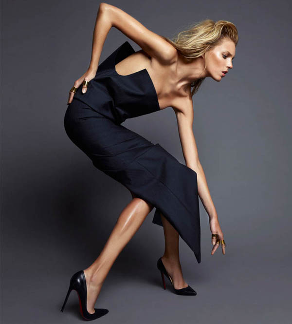 "328 ""Vogue Turkey"": Sjajna Anja Rubik"