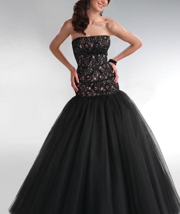 4 raskosna Najlepše crne haljine