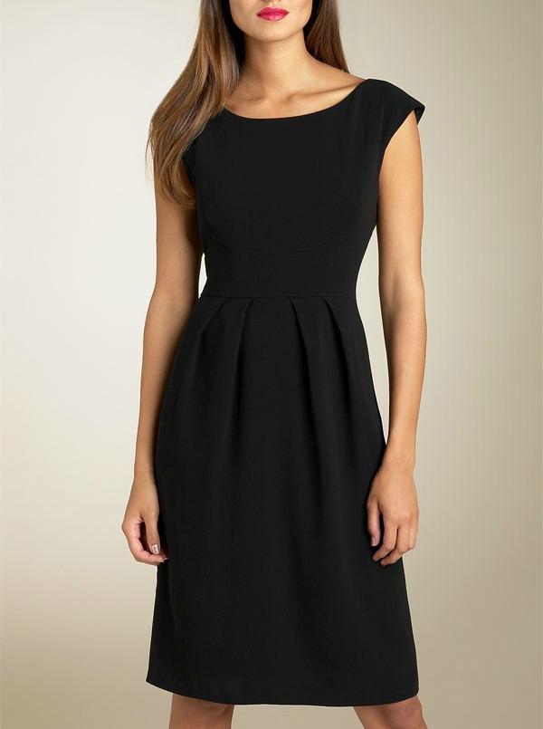 8 summer Najlepše crne haljine