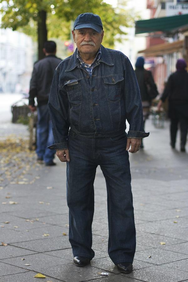 Ali u džinsu 2 Modne kombinacije modernog dekice