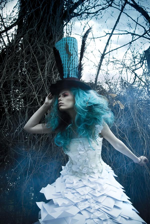 """Alice 05 Modni editorijal: """"Wake up Alice"""""""