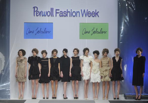 Ana Sekularac 2 33. Perwoll Fashion Week: Treći dan