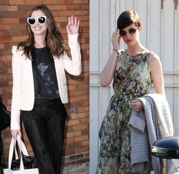 Anne Hathaway 10 Prelistavamo stil: Anne Hathaway
