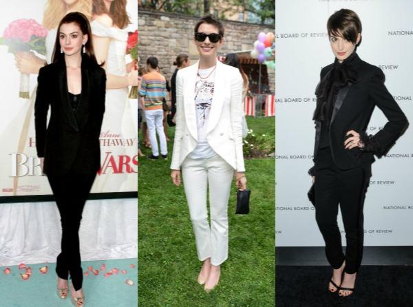Anne Hathaway 2 Prelistavamo stil: Anne Hathaway