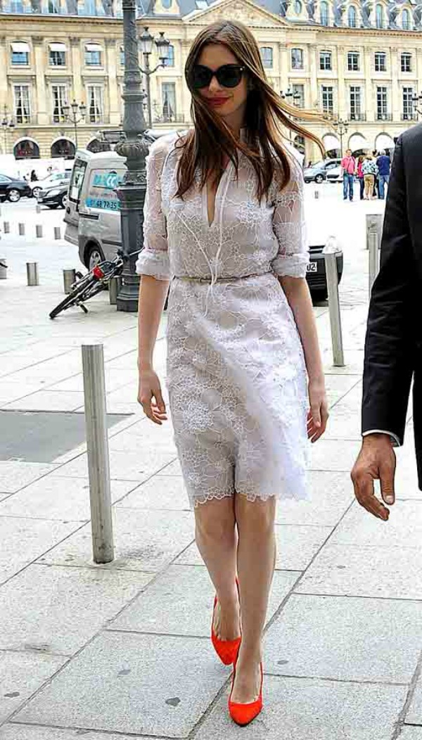 Anne Hathaway 5 Prelistavamo stil: Anne Hathaway