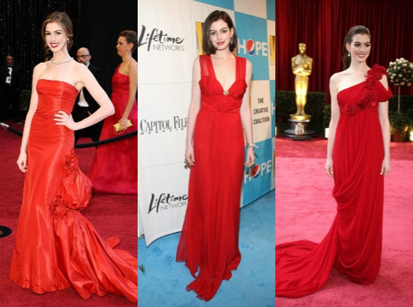 Anne Hathaway 6 Prelistavamo stil: Anne Hathaway
