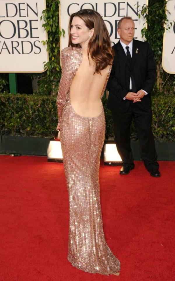 Anne Hathaway 7 Prelistavamo stil: Anne Hathaway