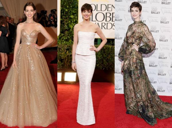 Anne Hathaway 8 Prelistavamo stil: Anne Hathaway