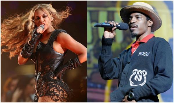 Beyonce i Andre 3000 Mjooz: Nove pesme i obrade