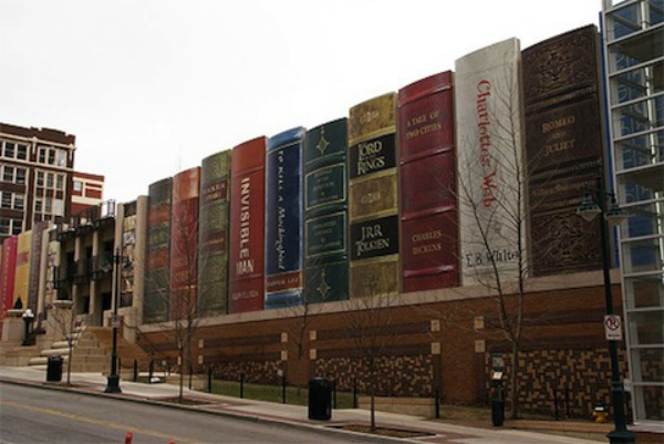 Biblioteka u Kanzas Sitiju Ulični lepotani