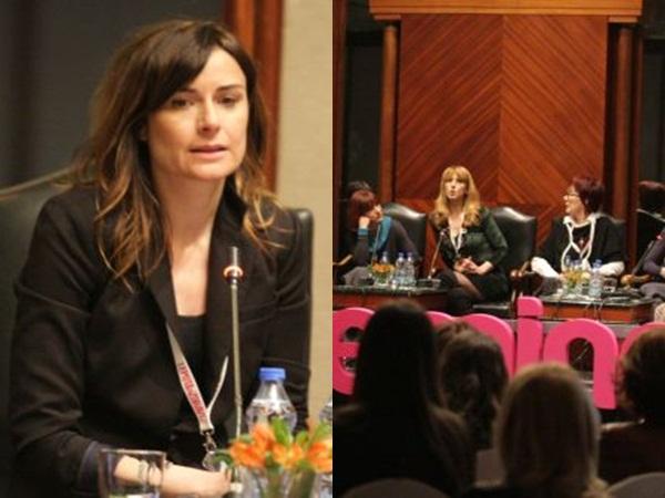 Biljana Srbljanović Konferencija: Šta žene žele?